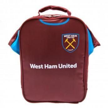 West Ham United Ebéd táska Kit Lunch Bag