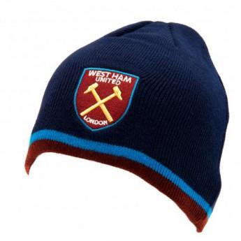 West Ham United télisapka Knitted TP