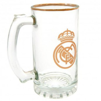 Real Madrid poharak Stein Glass Tankard