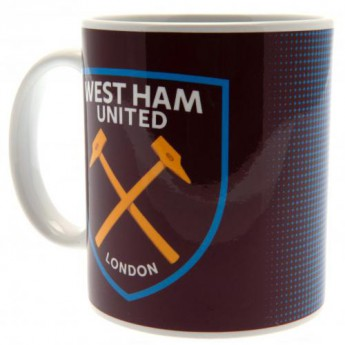 West Ham United bögre Mug HT