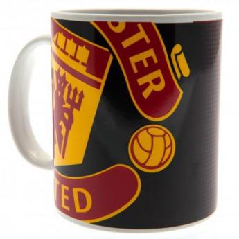 Manchester United bögre Mug HT