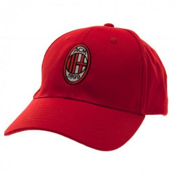 AC Milan baseball sapka red