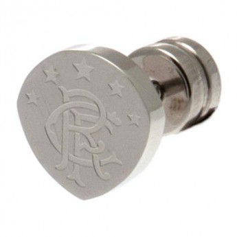 FC Rangers fülbevaló Cut Out Stud Earring