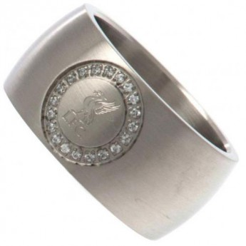 FC Liverpool gyűrű Stone Set Ring Medium