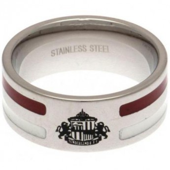 Sunderland gyűrű Colour Stripe Ring Medium