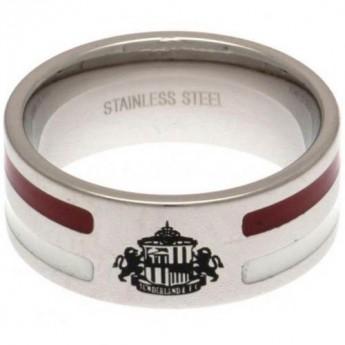 Sunderland gyűrű Colour Stripe Ring Medium