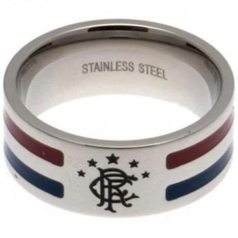 FC Rangers gyűrű Colour Stripe Ring Medium