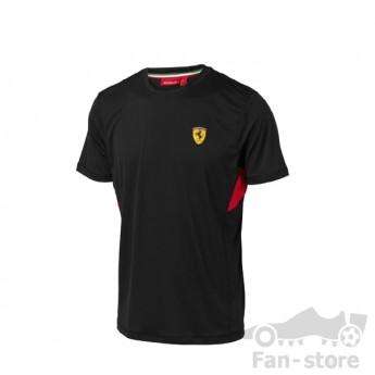 Scuderia Ferrari nero uno férfi póló