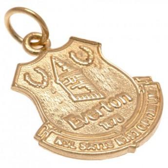 FC Everton arany medál 9ct Gold Pendant