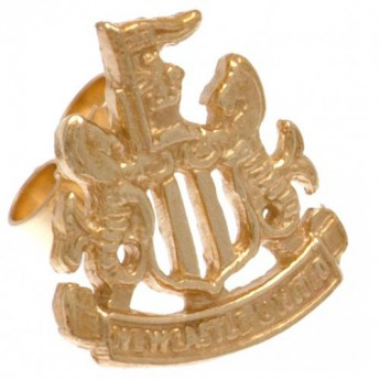 Newcastle United fülbevaló 9ct Gold Earring