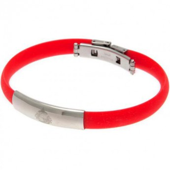 Sunderland szilikon karkötő Colour Silicone Bracelet