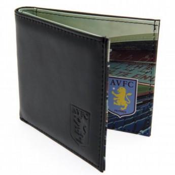 Aston Villa bőr pénztárca Panoramic Wallet