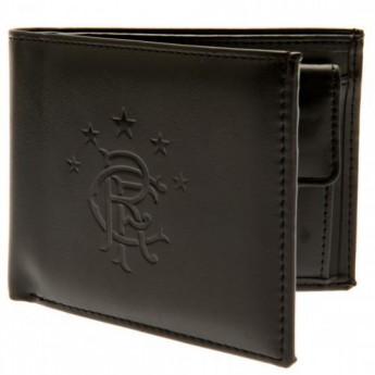 FC Rangers technikai bőr pénztárca Debossed Wallet
