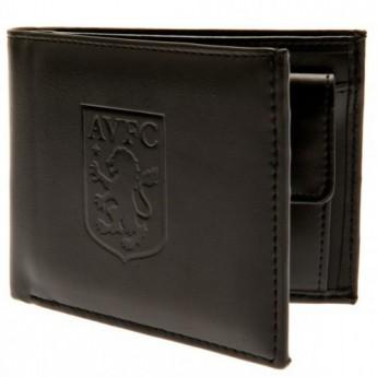 Aston Villa technikai bőr pénztárca Debossed Wallet