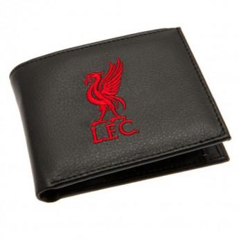 FC Liverpool technikai bőr pénztárca Embroidered Wallet