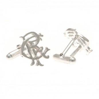 FC Rangers mandzsettagomb Sterling Silver Cufflinks