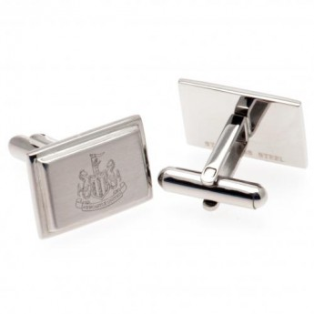 Newcastle United mandzsettagomb Stainless Steel Cufflinks