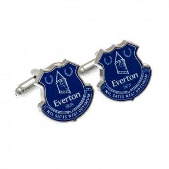 FC Everton mandzsettagomb Crest