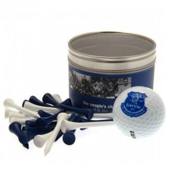 FC Everton golf készlet Ball & Tee Set