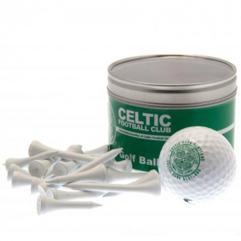 FC Celtic golf készlet Ball & Tee Set