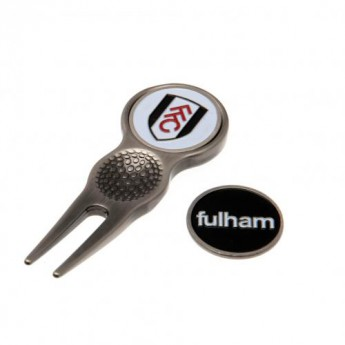 Fulham pitch villa és ball maker szett Divot Tool & Marker