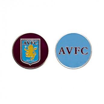 Aston Villa labda jelölőtoll Ball Marker