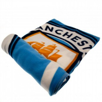 Manchester City takaró Fleece Blanket PL