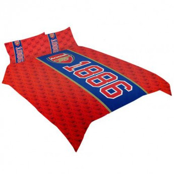 FC Arsenal ágynemű Double Duvet Set ES