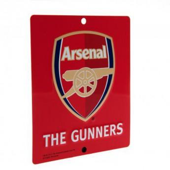 FC Arsenal ablak matrica Window Sign SQ