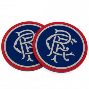 FC Rangers söralátét szett 2pk Coaster Set