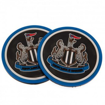 Newcastle United söralátét szett 2pk Coaster Set
