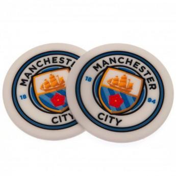 Manchester City söralátét szett 2pk Coaster Set