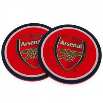 FC Arsenal söralátét szett 2pk Coaster Set