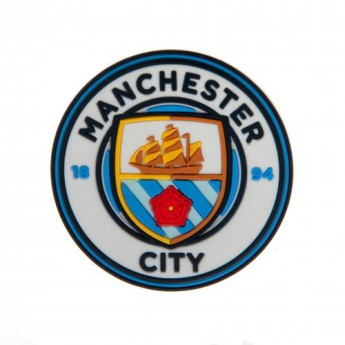 Manchester City mágnesek 3D Fridge Magnet