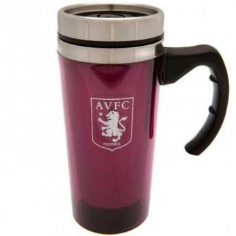 Aston Villa utazó bögre Travel Mug