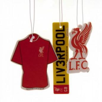 FC Liverpool légfrissítő 3pk
