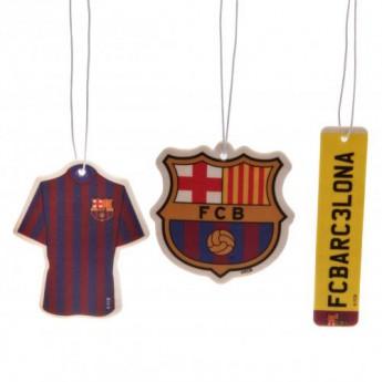 FC Barcelona légfrissítő 3pk