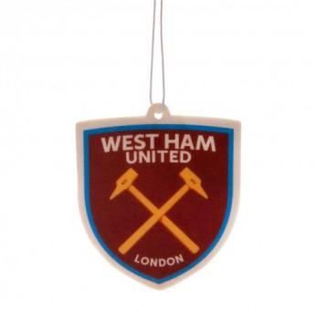 West Ham United légfrissítő Crest