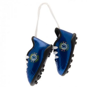 FC Chelsea mini cipő az autóba Mini Football Boots