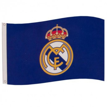 Real Madrid F.C. Flag CC
