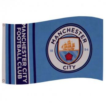 Manchester City F.C. Flag WM
