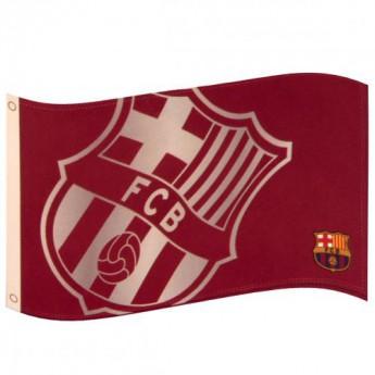 F.C. Barcelona Flag RT