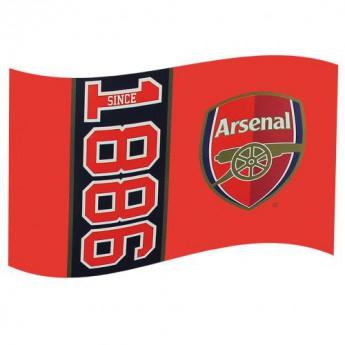 FC Arsenal zászló Flag SN