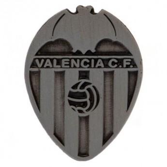 Valencia jelvény Badge Antique Silver