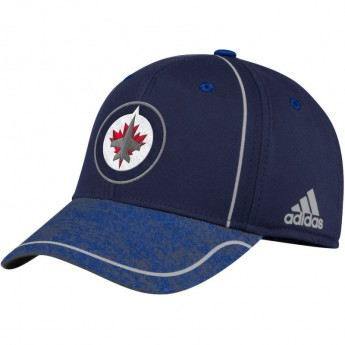 Winnipeg Jets baseball sapka blue Adidas Alpha Flex