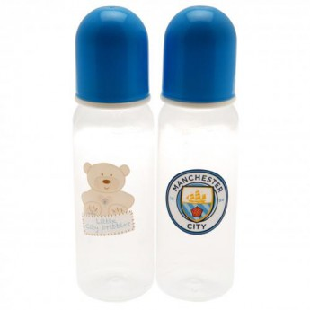 Manchester City baba üveg 2pk Feeding Bottles