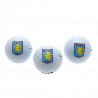 Aston Villa golflabda Golf Balls
