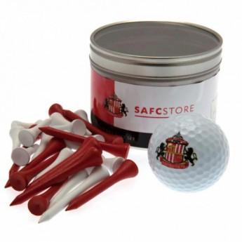 Sunderland golf készlet Ball & Tee Set
