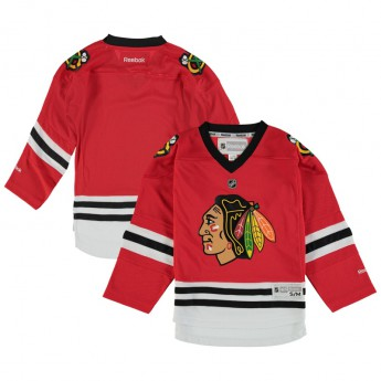 Chicago Blackhawks gyerek jégkorong mez red Reebok Replica Home