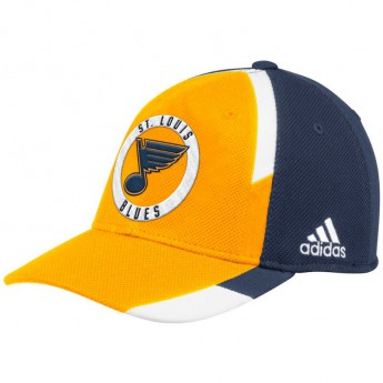 St. Louis Blues baseball sapka Adidas Echo Flex